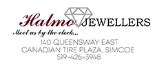 Halmo Jewellers (Simcoe)Ltd
